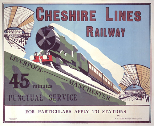 Cheshire Lines Railway by National Railway Museum