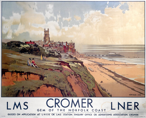 Cromer - Gem of the Norfolk Coast by National Railway Museum
