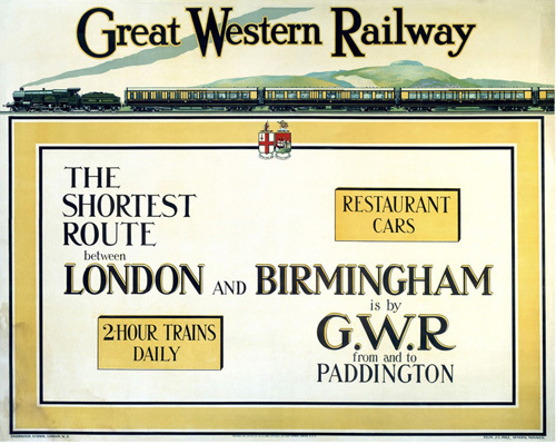 London to Birmingham - The Shortest Route by National Railway Museum