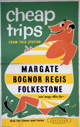 Cheap Trips - Margate, Bognor, Folkestone by National Railway Museum