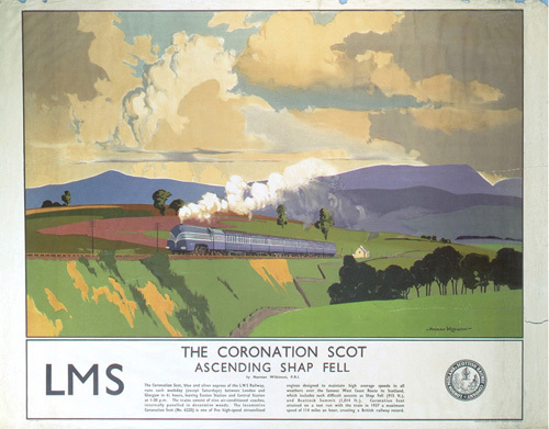 The Coronation Scot by National Railway Museum