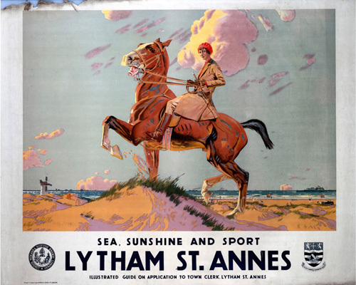 Lytham St Annes - Sea Sunshine and Sport by National Railway Museum
