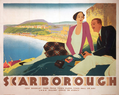 Scarborough 1932 by National Railway Museum