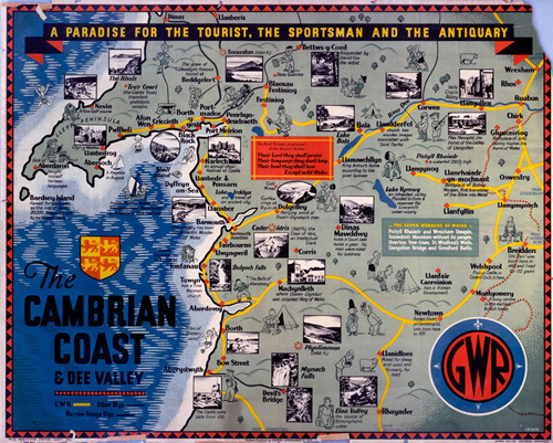 Cambrian Coast and Dee Valley by National Railway Museum