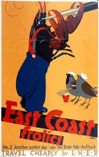 East Coast Frolics - Another Perfect Day by National Railway Museum