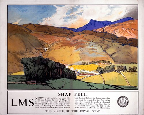 Shap Fell by National Railway Museum