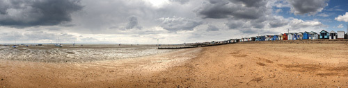 Southend-On-Sea Beach I by Richard Osbourne