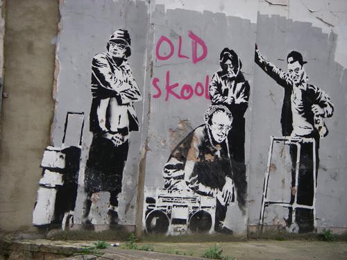 Banksy - Clerkenwell Road by Panorama London