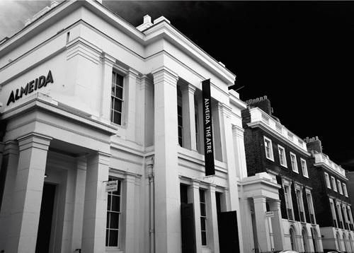 Almeida Theatre 2 by Panorama London