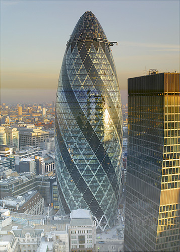 Gherkin 2 by Panorama London