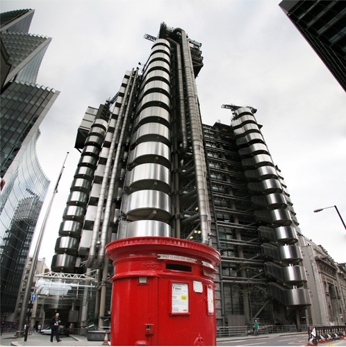 Lloyds of London by Panorama London