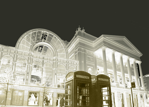 Royal Opera 2 by Panorama London