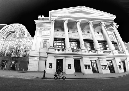 Royal Opera 3 by Panorama London