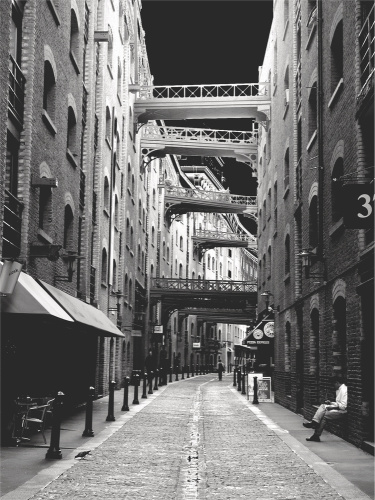 Shad Thames by Panorama London