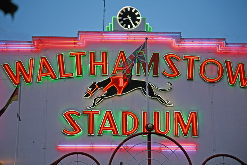 Walthamstow Stadium 2 by Panorama London