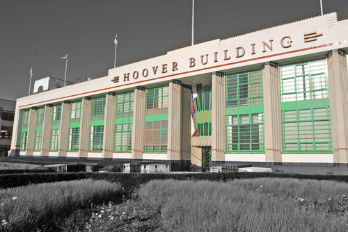 Hoover Building 4 by Panorama London
