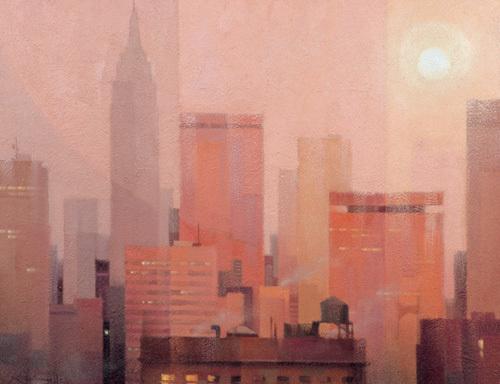 Manhattan II by Xavier Carbonell