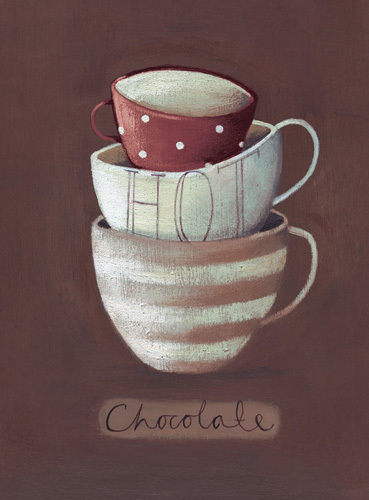Hot Chocolate by Nicola Evans