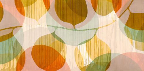 Botanic Winding by Sarah Leslie