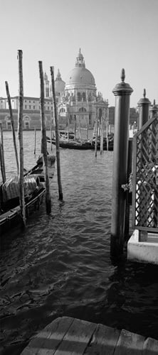 Santa Maria Della Salute, Venice by Heiko Lanio