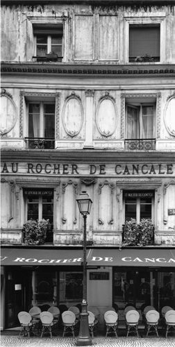 Au Rocher De Cancale, Paris by Volker Seding