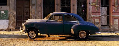 Havana, Cuba II by Lee Frost