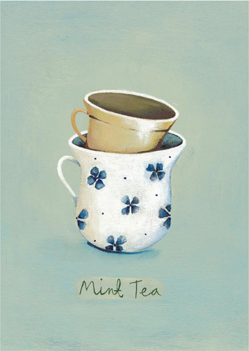 Mint Tea by Nicola Evans