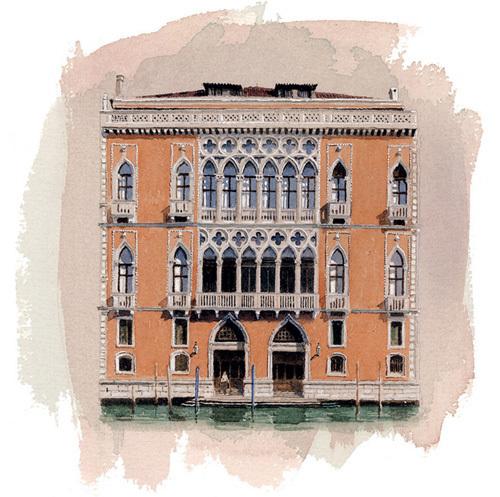 Palazzo Pisani-Moretta by Jonathan Pike