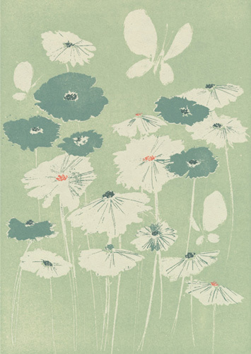 Flowers Blossoming by Mocchi Mocchi