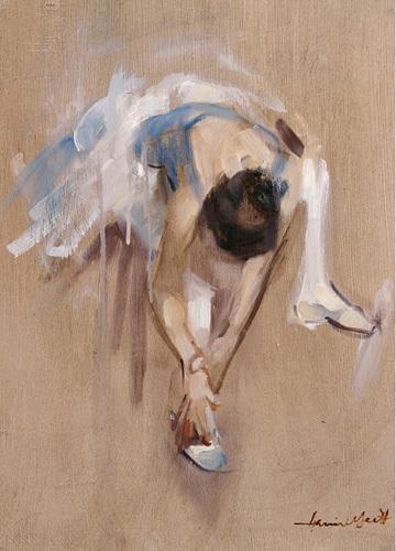 Easing Her Toes by Harriet Salt