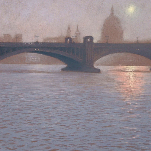 Southwark Bridge by Mark Harrison
