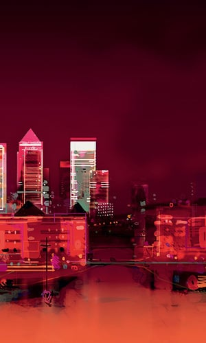 Canary Wharf by Christopher Farrell