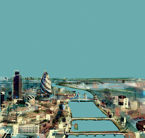 Thames by Christopher Farrell