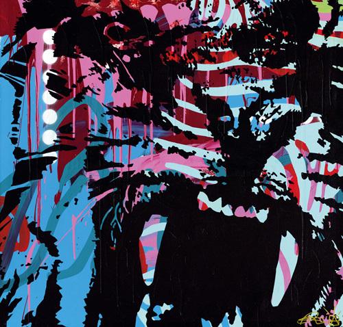 Tiger Two by Ben Allen
