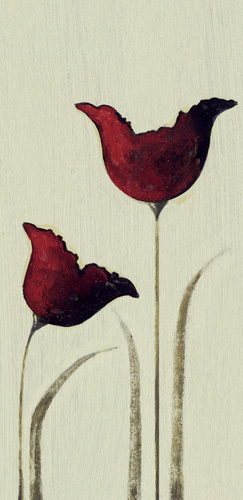 Tulips I by Nicola Evans