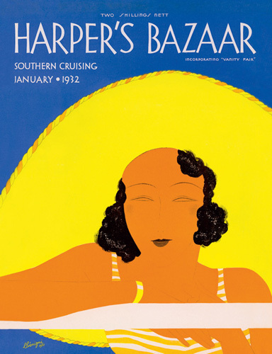 Southern Cruising, Jan 1932 by Harper's Bazaar