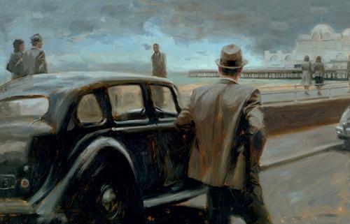 The Return by Aldo Balding