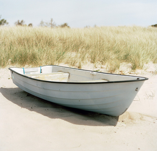 The White Boat by Per Magnus Persson