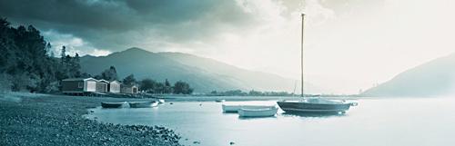 Marlborough Sound by Steffen Jahn