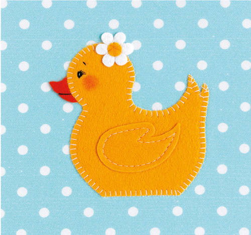Daisy Duck by Catherine Colebrook