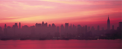 Skyline NYC by Anonymous
