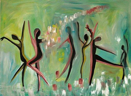 Celebrating Life by Rina Bakis