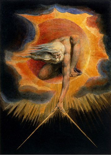 The Ancient of Days by William Blake