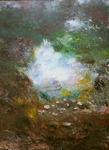 Underlandet (Wonderland), Dornach 1894 by August Strindberg