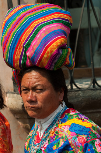 Antigua, Guatemala by Sergio Pitamitz