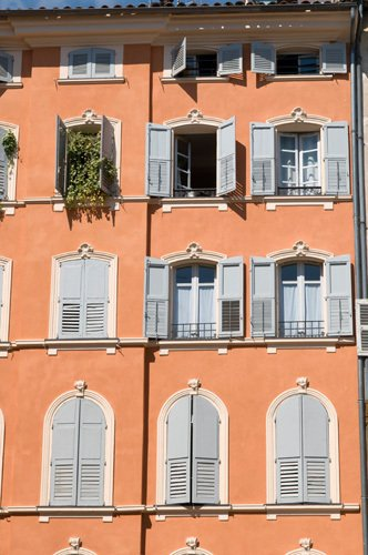 Place aux Aires,Grasse, Provence, France by Sergio Pitamitz