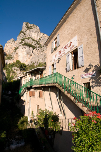 Moustiers-Sainte-Marie, Provence, France by Sergio Pitamitz