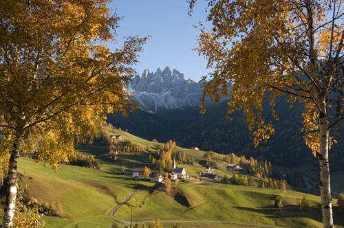 Santa Maddalena, Val di Funes, Bolzano, Trentino - Alto Adige, Italy by Sergio Pitamitz