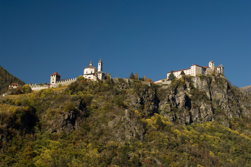Chiusa, Bolzano, Trentino - Alto Adige, Italy by Sergio Pitamitz