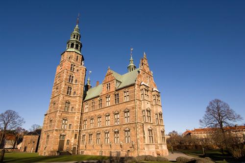 Rosenborg Castle, Copenhagen, Denmark by Sergio Pitamitz